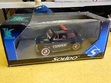 FIAT 500 DIECAST CAR SOLIDO MODELS  OLDER  DIECAST  1 18 SCALE