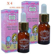 x4 Alpha Arbutin Pure Serum Whitening Lightening Face Acne Scars Freckles 40 ML