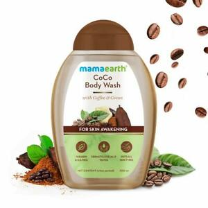Mamaearth CoCo Body Wash With Coffee & Cocoa, Shower Gel 300ml