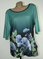 Longshirt Tunika Shirt Bluse Oberteil T-Shirt Classic GR 42-44-46-48 Lagenlook