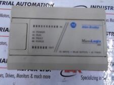 ALLEN BRADLEY MICRO LOGIX 1000 SER E  1761-L16BWA