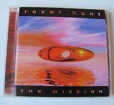 ROYAL HUNT ........... THE MISSION ......... CD