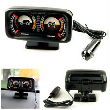 Car Auto Adjustable Rotary Balancer Slope Instrument With LED Light Slope Meter