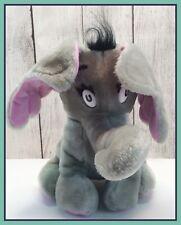🔴 1983 Vintage Dr. Seuss Horton Hears a Who Elephant Plush Animal