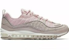 BRS* Nike Air Max 98 Men's Pink/Chalk White Lace Up Trainers Uk 11.5