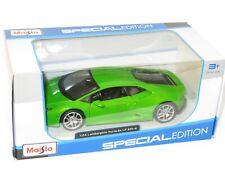 Maisto 1/24 Scale  Special Edition   Lamborghini Huracan LP610-4  Green