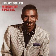 CD JIMMY SMITH MIDNIGHT SPECIAL A SUBTLE ONE JUMPIN' THE BLUES WHY WAS I BORN