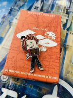 2021 Disney Parks Pixar Up Mystery Box Pin Young Ellie & Adventure Book