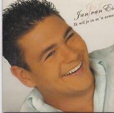 Jan Van Est-Ik Wil Je In Mn Armen cd single
