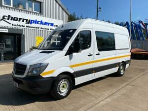 Mercedes Sprinter Campervan Day Van Motorhome Camper Conversion Choice in Stock