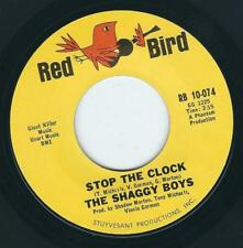 Garage The Shaggy Boys RED BIRD 10074 Stop the clock / In the morning ♫