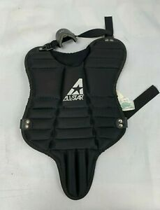 All-Star CP2 AGE 7 to 9 CATCHERS Chest Protector Black YOUTH