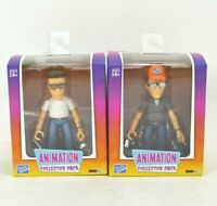 NEW King of the Hill Action Vinyls - Hank & Dale- The Loyal Subjects Figures
