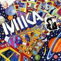 "MIKA ""THE BOY WHO KNEW TOO MUCH"" CD NEU"
