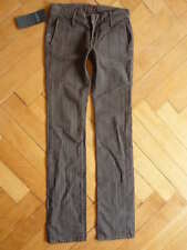 NEUF James Cured By seun Jeans Jean cigarette-tube Leg Cole w 25