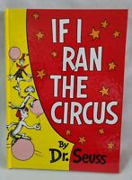 Classic Seuss: If I Ran the Circus by Dr. Seuss Hardcover (New)
