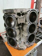 NISSAN ELGRAND E51 2004 3.5 ENGINE BLOCK