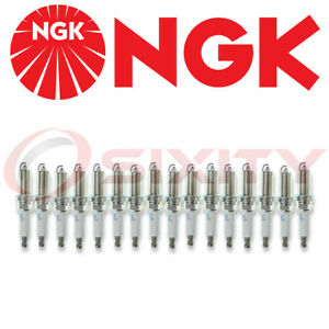 16 New OE NGK Premium 92174 LZFR5C-11 Spark Plugs for Chrysler 300 Twin Spark