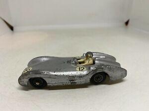 Crescent Toys 1284 Mercedes Benz 2.5L Racing Car #12