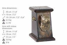 Cane Corso, Italienischer Corso-Hund, Urne, Kalte Bronze, ArtDog, DE, Type 3