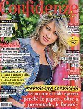 Confidenze 2016 27#Maddalena Corvaglia,kkk