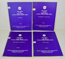 NASA Final Report of Space Shuttle Payload Planning Vols 1, 2, 3 & 5 (May 1973)