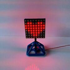 RGB LED Matrix 8x8 für Faller POWER TOWER 140325 Kirmes SMD Lauflicht 1:87 H0