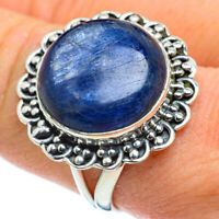 Kyanite 925 Sterling Silver Ring Size 9 Ana Co Jewelry R48425F