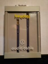 heyday Audio Cable 3ft - Purple