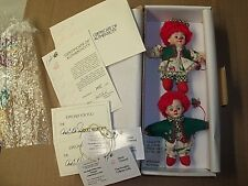 Mini Jingles & Belle Country from the Marie Osmond Christmas Collection 1997