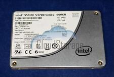 """Intel 800GB DC S3700 Solid State Drive SSDSC2BA800G3 2.5"""" 6Gb/s"""