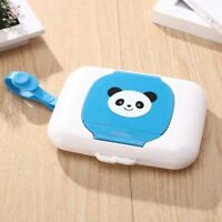 Storage Holder Child Wet Wipes Box Travel Wipe Case Changing Dispenser Baby SHJ