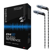 Etymotic Research ER4SR Studio Reference Precision Matched In-Ear Earphones