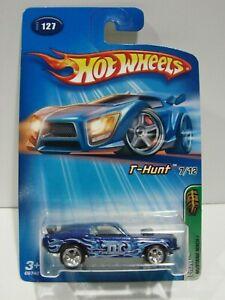 Hot Wheels Treasure Hunt Mustang Mach 1