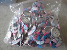 """Lot of 46 Vintage 1972 DC Comics Batman Pinbacks Pins 1 3/4"""" Wide"""