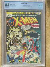 X MEN # 94 US Marvel 1975 1st New X Men CBCS 8.5 VFN +
