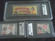 1950 TOPPS HOPALONG CASSIDY 5 CENT AND 2 PENNY WAX PACK GAI 8.5 GEM