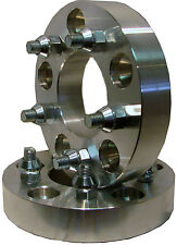 """Aluminum ADAPTER SPACER 5/5 to 5/4.5 Bolt Pattern Circle 1.25"""" Thick"""