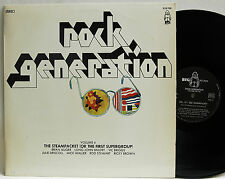Rock Generazione Vol. 6 Steampacket, Brian Auger NM # W