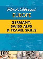 Rick Steves Europe DVD: Germany, Swiss Alps and Travel Skills