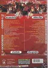 dvd ALFREDO GUTIERREZ clips & concierto ANHELOS si me quisiste tanto DOS MUJERES