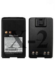 Motorola OEM BPR40 PMNN4071AR PMNN4071 1200mah NiMH Battery **2 Pack**