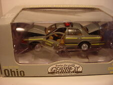 Ohio State Highway Patrol Police Trooper 2000 Ford Gearbox 1/43
