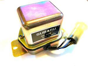 Fits SUBARU Brat DL GF FE GL Voltage Regulator 1977-1981 30520 NEW