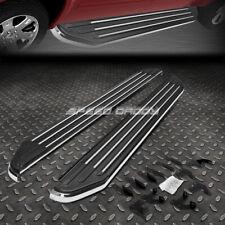 For 09 15 Honda Pilot Yf34 55 Black Aluminum Side Step Running Board Nerf Bar
