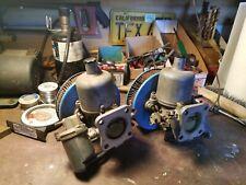 Vintage Carburetors, AUC 8490, AUC 1346 Austin Healey, MG Triumph
