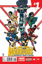 New Warriors #1 Thru #11 Complete Marvel Now Comics. NM New