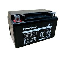 (1) FirstPower YTX7A-BS for YTX7A ATV Quad Scooter GO Kart Moped Battery