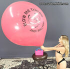 1 Big Cattex 36-45 inch Blow Me Too Big - MIX Color - looner big latex balloon