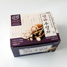 Sunjak Lotus Root & Burdock Tea 40 Tea Bags